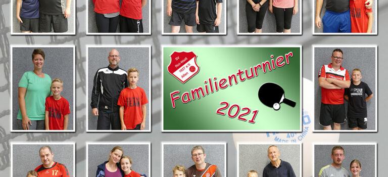 Familienturnier 2021